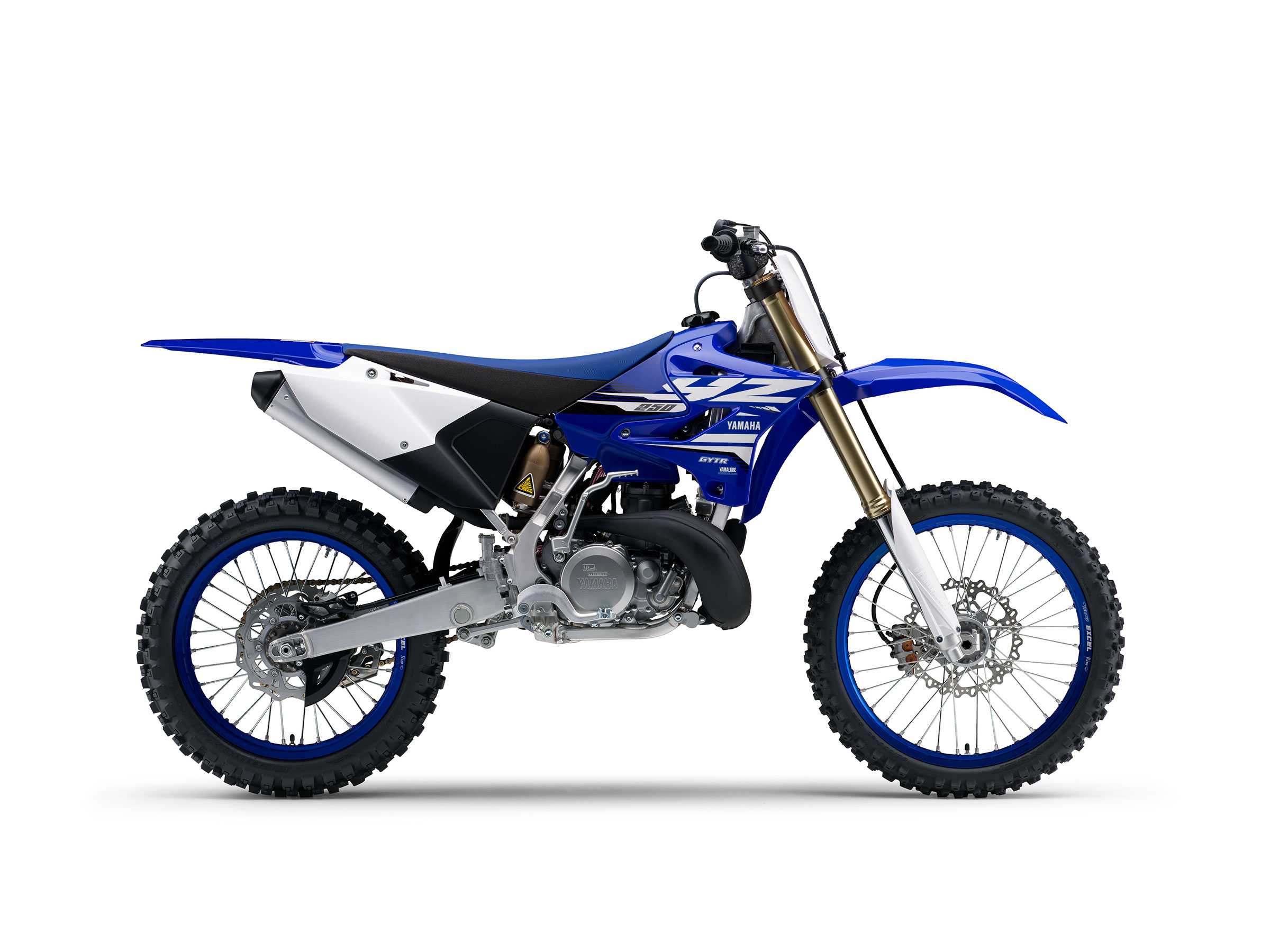 Yamaha YZ250F/450F Hnos. Guerrero. En sentido inverso